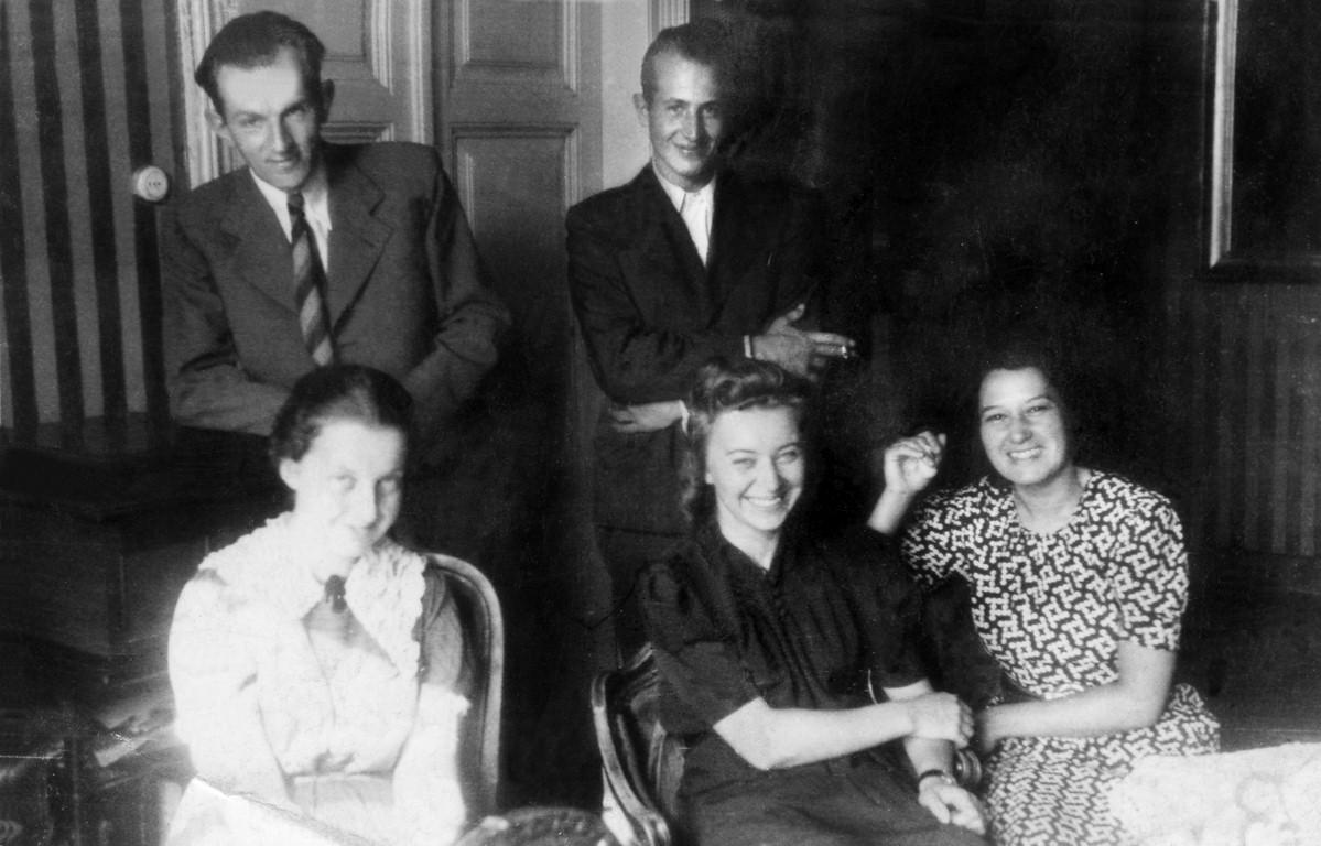 """""""Teatr podziemny w Krakowie 1939-1945"""" reż. Ewa Lachnit (źródło: materiały prasowe organizatora)"""