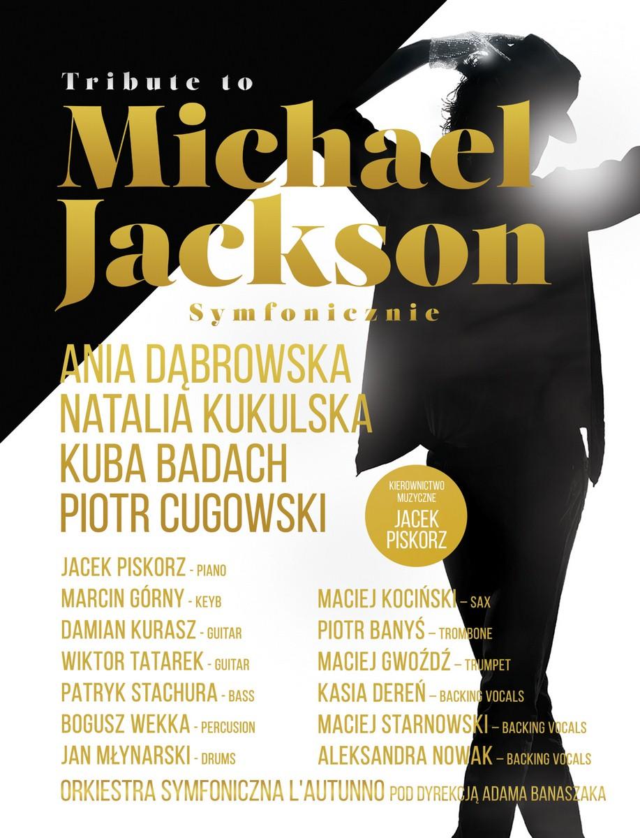 """""""Tribute to Micheal Jackson"""" – skład (źródło: materiały prasowe organizatora)"""