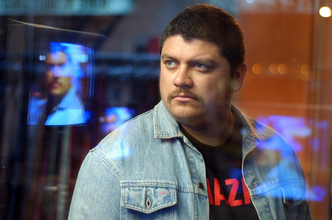 """""""Gigant"""" reż. Adrián Biniez – kadr z filmu (źródło: materiały prasowe organizatora)"""