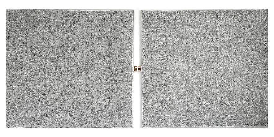 """Aleksandra Gieraga, z cyklu """"O podwójności"""", """"Labirynty"""", 2002 (źródło: materiały prasowe organizatora)"""