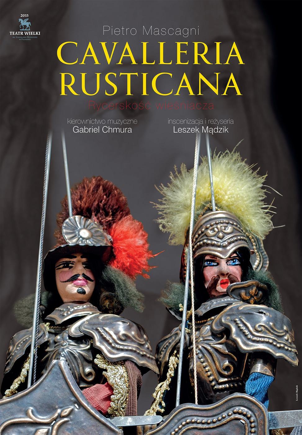 """Cavalleria rusticana"", reż. Leszek Mądzik (źródło: materiały prasowe organizatora)"