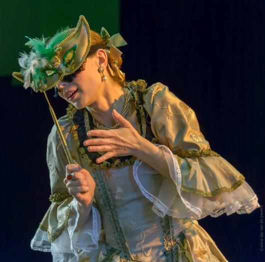 """""""Maska Wenecka"""", fot. Ilja Van de Pavert (źródło: materiały prasowe)"""