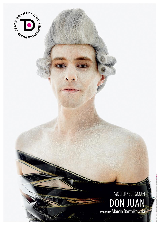 """""""Don Juan"""", plakat (źródło: materiały prasowe)"""