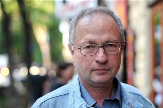 György Spiró (źródło: materiały prasowe)