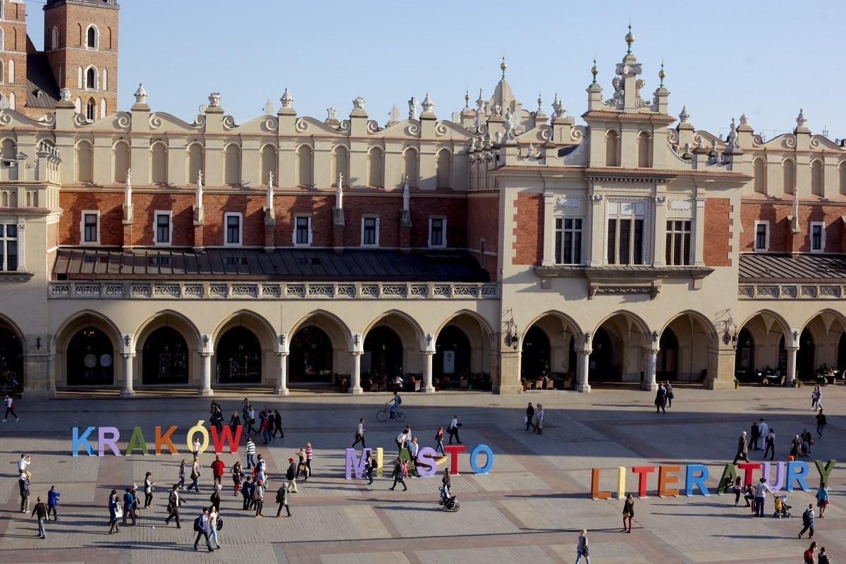 Kraków, Miasto Literatury UNESCO, fot. Tomasz Wiech (źródło: materiały prasowe organizatora)