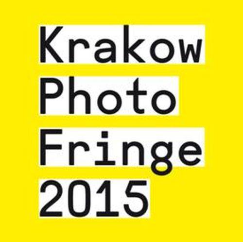 Kraków Photo Fringe 2015, plakat (źródło: materiały prasowe)