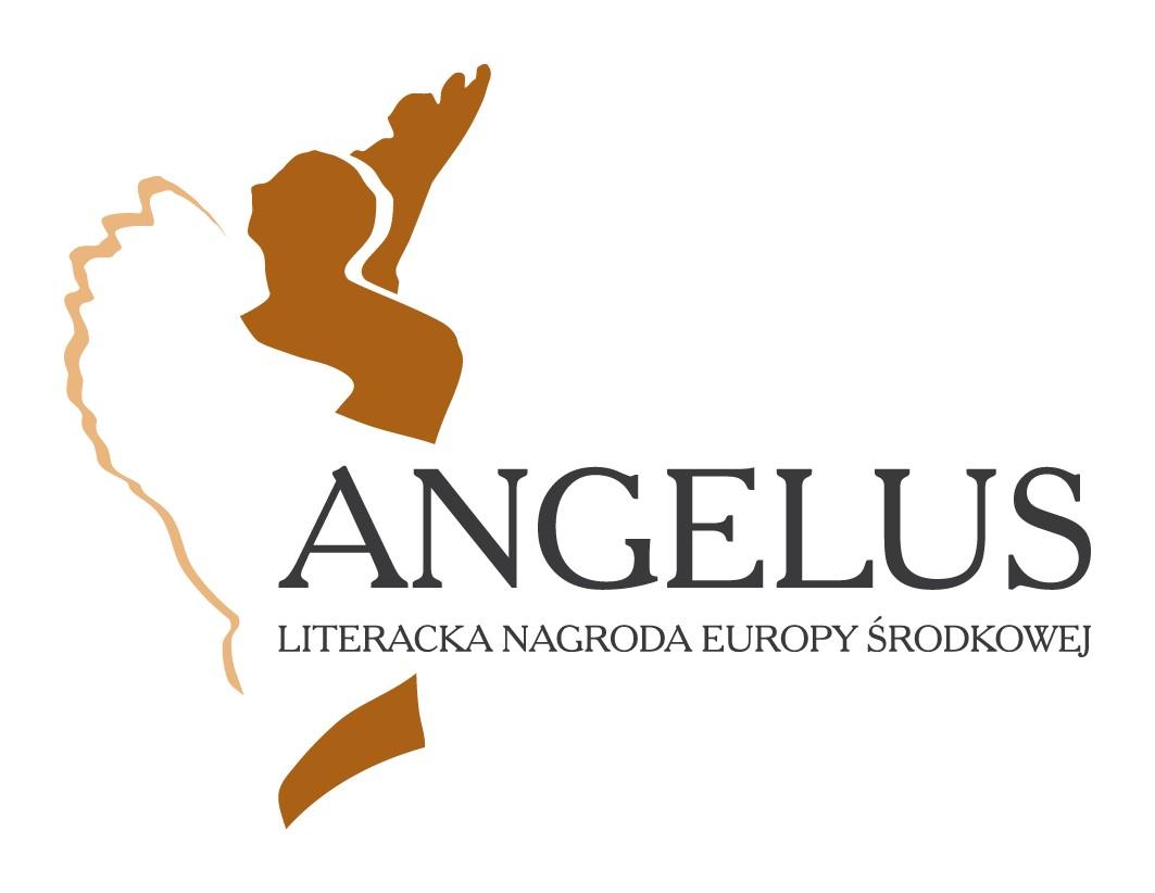 Literacka Nagroda Europy Środkowej Angelus – logo (źródło: materiały prasowe)