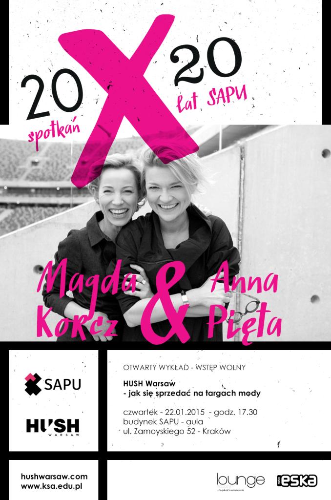 Magda Korcz i Anna Pięta, 20 X 20 (źródło: materiały prasowe)