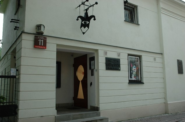 Muzeum Karykatury w Warszawie, fot. Karolina Prymlewicz (źródło: materiały prasowe organizatora)