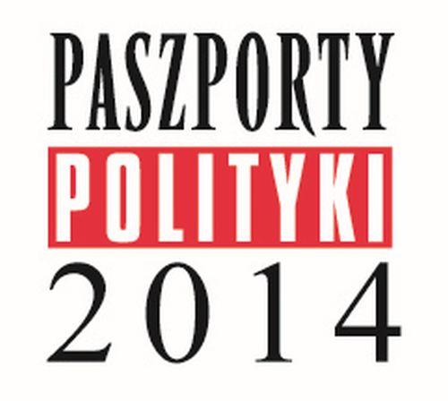 Paszporty Polityki 2014, logo (źródło: materiały prasowe)