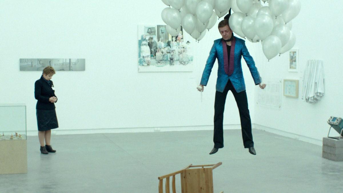"""""""Performer"""", reż. Maciej Sobieszczański, Łukasz Ronduda (źródło: materiały prasowe Wajda Studio)"""
