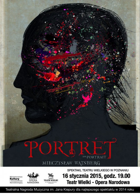 """""""Portret"""", Teatr Wielki w Poznaniu (źródło: materiały prasowe organizatora)"""