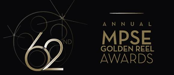 62. Golden Reel Awards (źródło: materiały prasowe Muzeum Powstania Warszawskiego)