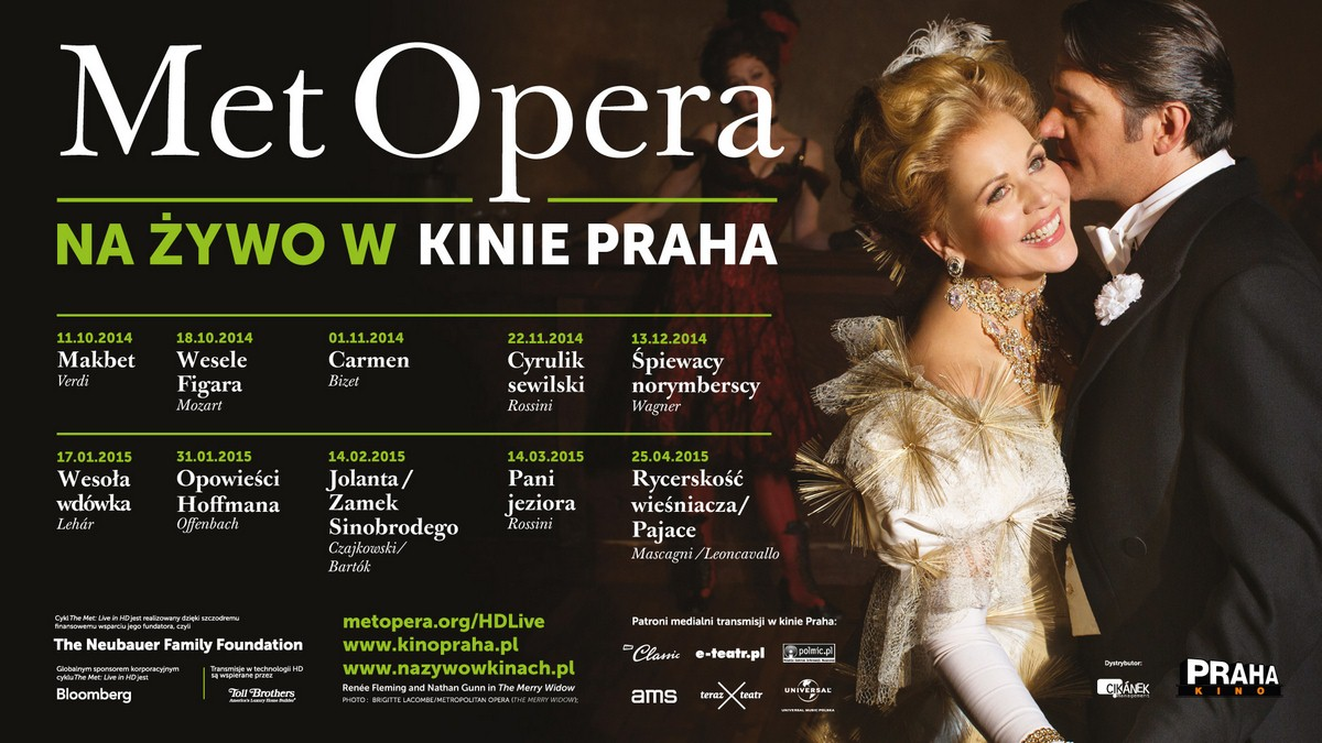 """""""The Metropolitan Opera: Live in HD 2014/2015"""" – """"Opowieści Hoffmana"""" (źródło: materiały prasowe organizatora)"""