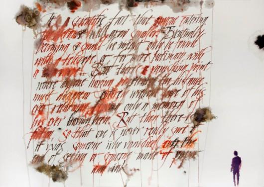 """Zbigniew Urbalewicz, """"Papier"""" (źródło: materiały prasowe organizatora)"""