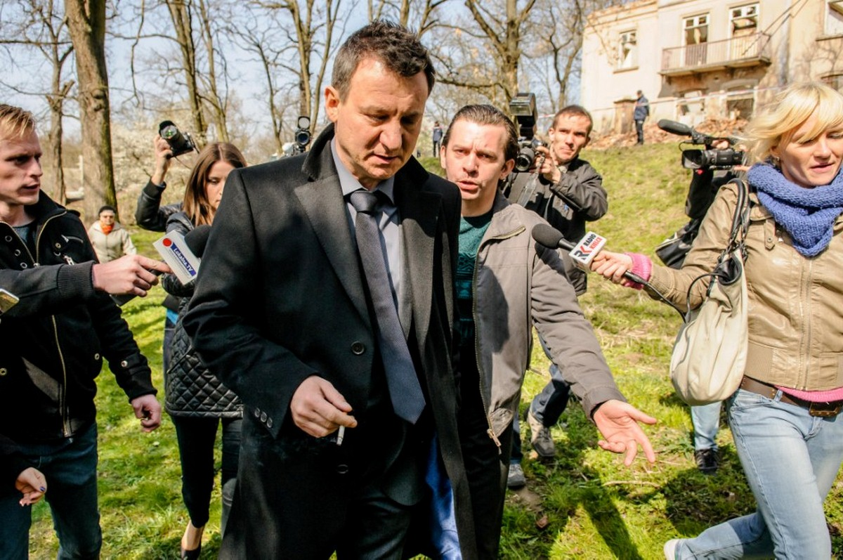 """""""Ziarno prawdy"""", reż. Borys Lankosz, fot. Tomasz Urbanek (źródło: materiały prasowe dystrybutora)"""