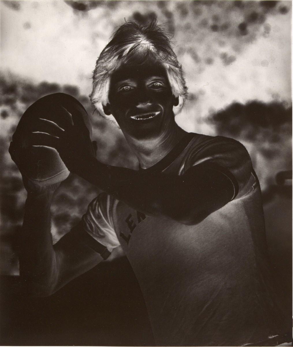 """Jerzy Lewczyński, """"Znalezione w NY"""", 1979 c. Kazimiera Lewczyńska/Za uprzejmością Fundacji Asymetrii (źródło: materiały prasowe organizatora)"""