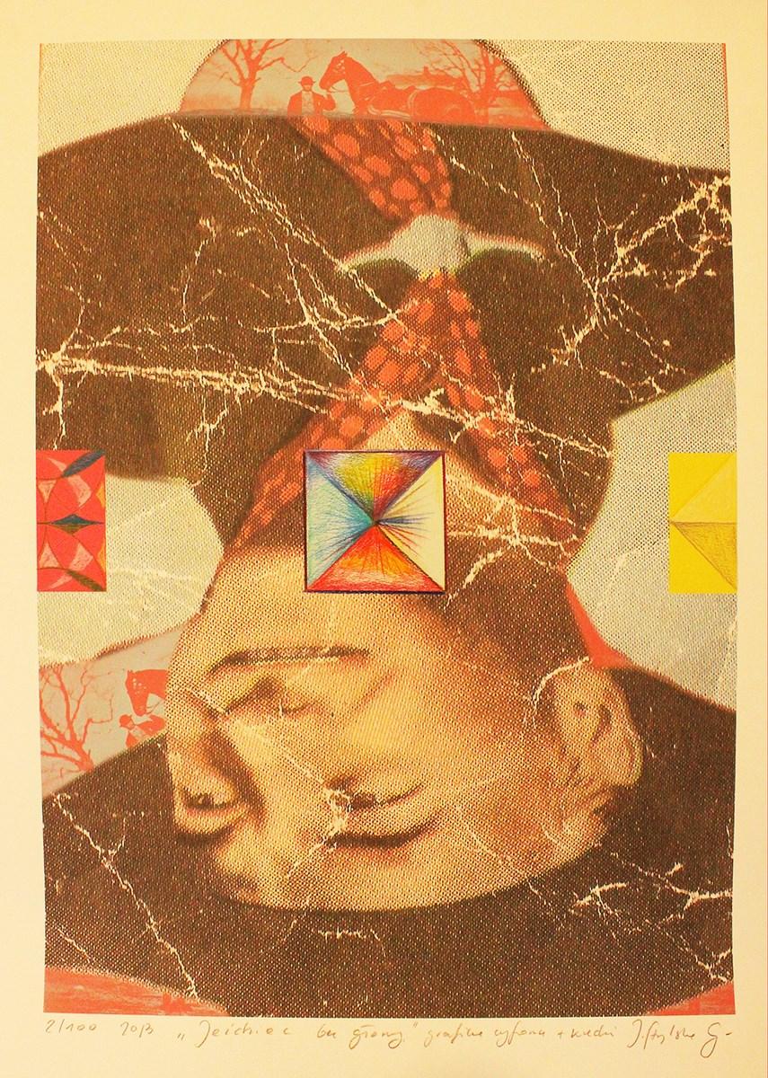 """Joanna Styrylska-Gałażyn, """"Jeździec bez głowy"""" (źródło: materiały prasowe organizatora)"""