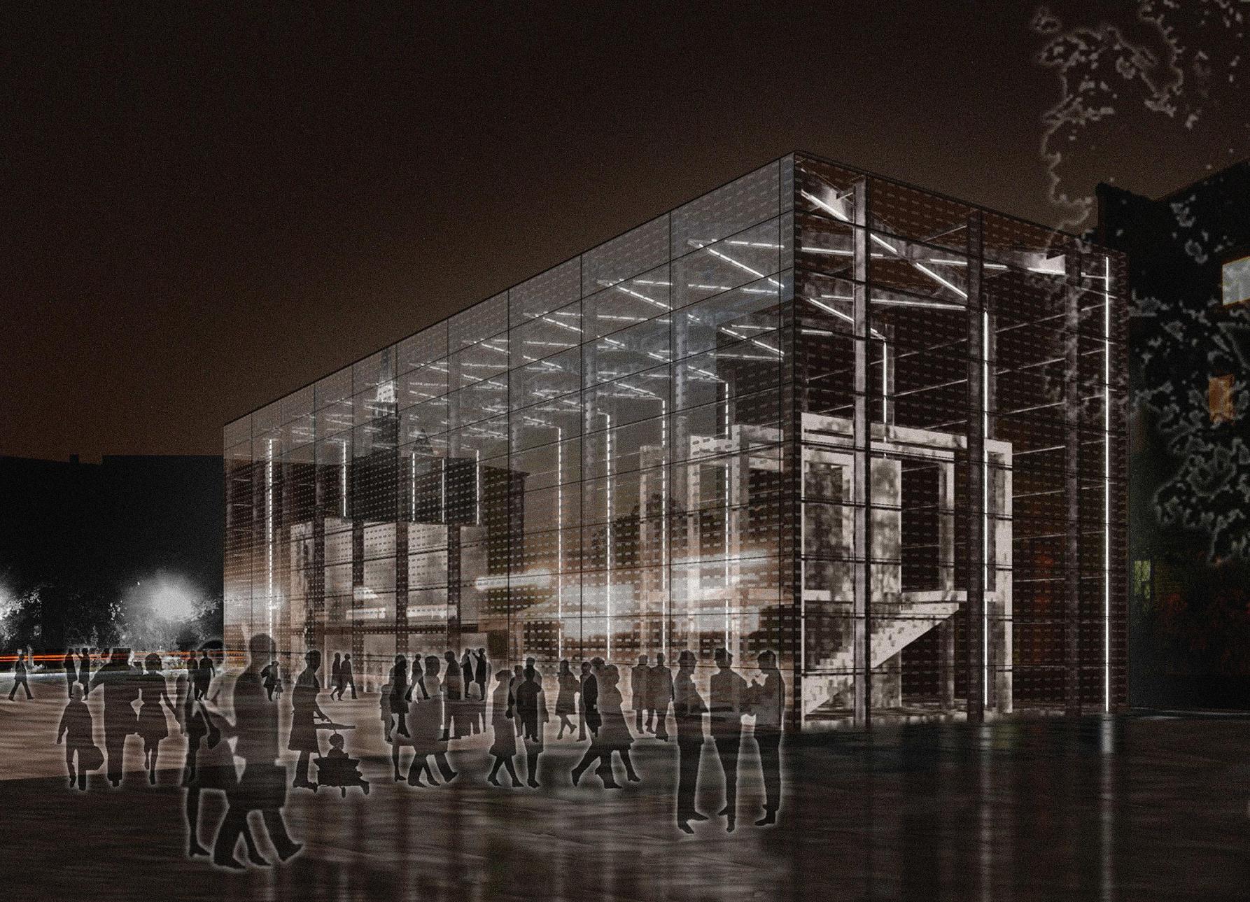 Muzeum Architektury we Wrocławiu wg projektu Małgorzaty i Antoniego Domiczów (źródło: materiały prasowe organizatora)