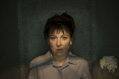 Olga Tokarczuk, fot. K. Dubiel dla Instytutu Książki (źródło: materiały prasowe)