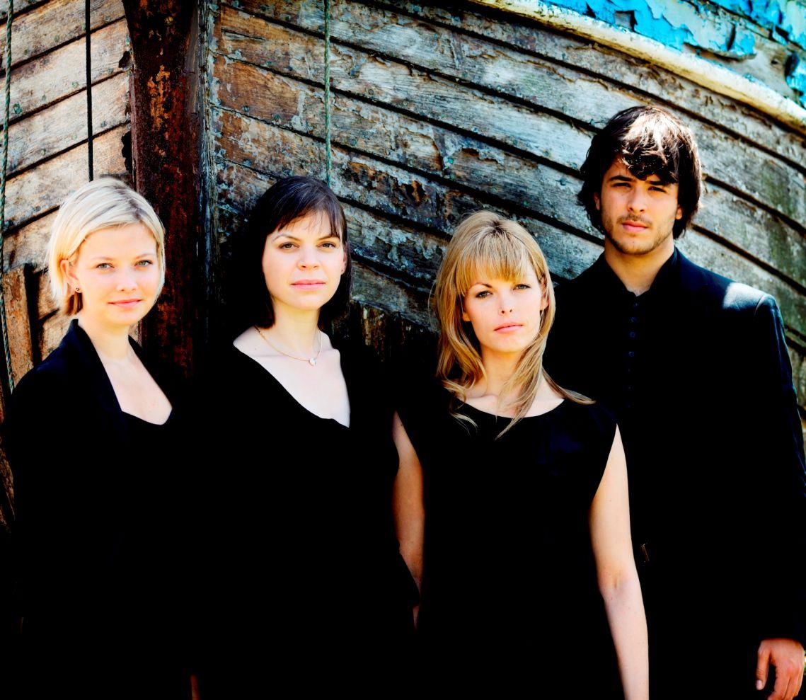 Chiaroscuro Quartet (źródło: materiały prasowe)