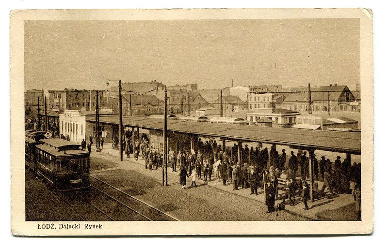 Pocztówka ze zbiorów Muzeum Miasta Łodzi (źródło: materiały prasowe)