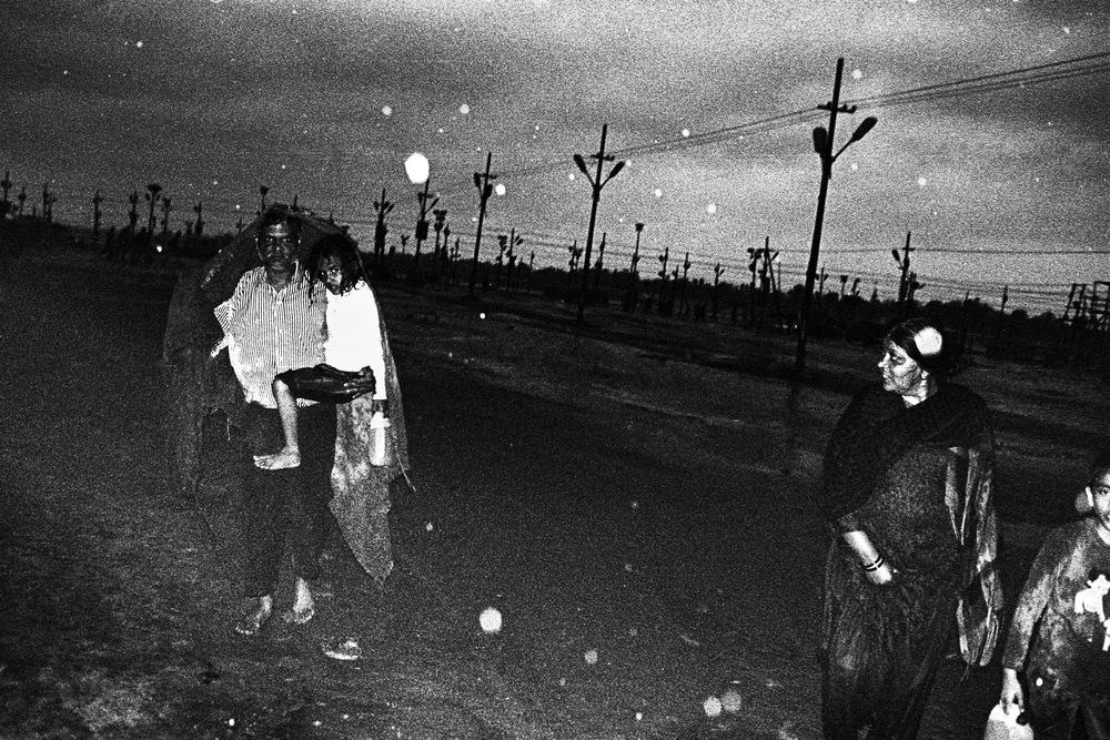 "Ronny Sen, ""After Kumbh"", Allahabad, 2013 (źródło: materiały prasowe organizatora)"
