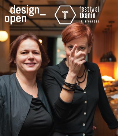 Design Open, spotkanie z Małgorzatą Bernady (źródło: materiały prasowe organizatora)