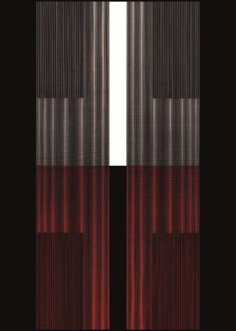 """Tadeusz Gustaw Wiktor, """"Epitafia Polskie"""", """"Epitafium dla Witolda Skulicza"""", 2014, druk cyfrowy, 140 x 100 cm (źródło: materiały prasowe organizatora)"""