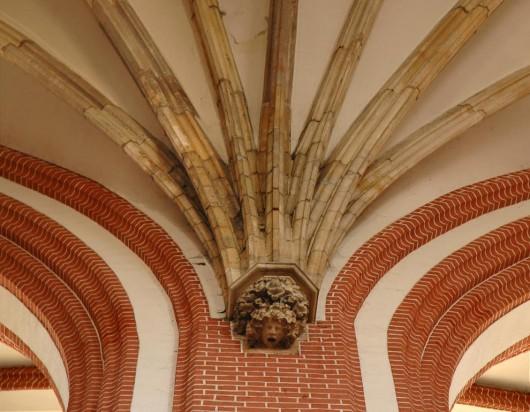 Wrocław, kościół NMP na Piasku, wspornik (źródło: materiały prasowe organizatora)