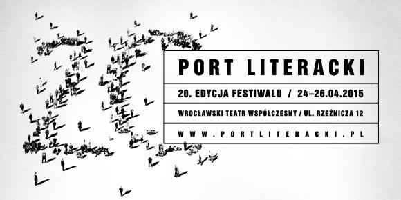 20. Port Literacki – baner (źródło: materiały prasowe organizatora)