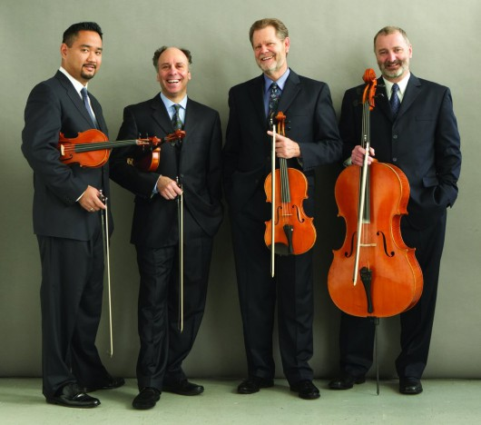 Alexander String Quartet (źródło: materiały prasowe organizatora)