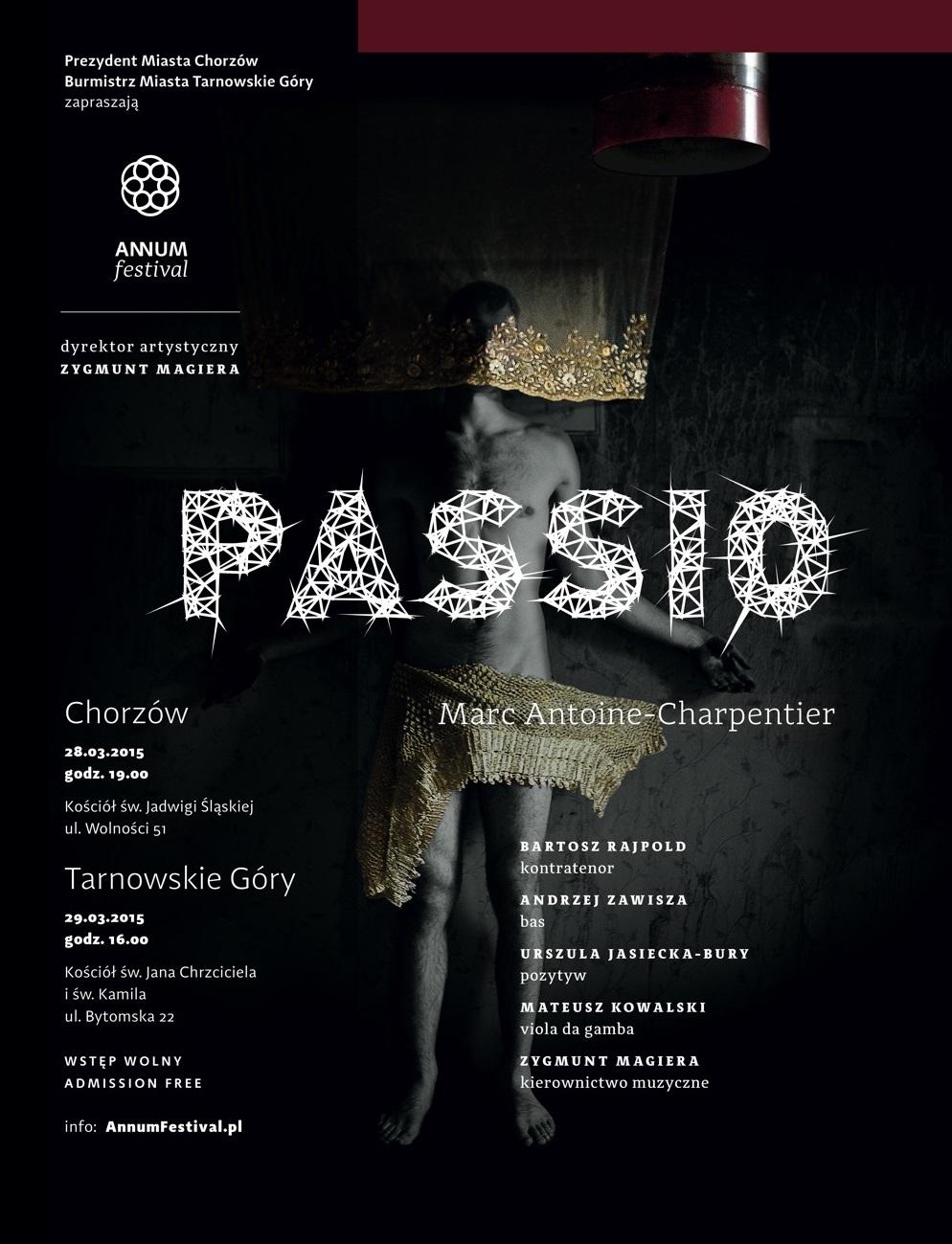 ANNUM Festival, plakat (źródło: materiały prasowe organizatora)