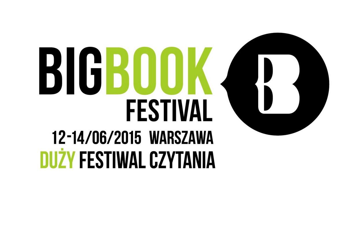 Big Book Festival – logo (źródło: materiały prasowe)