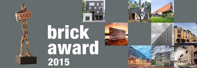 Brick Award 2015 (źródło: Brick Award)