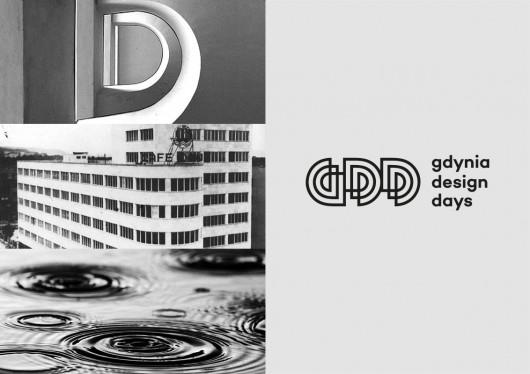 Gdynia Design Days 2015, logotyp festiwalu (żródło: materiały prasowe organizatora)