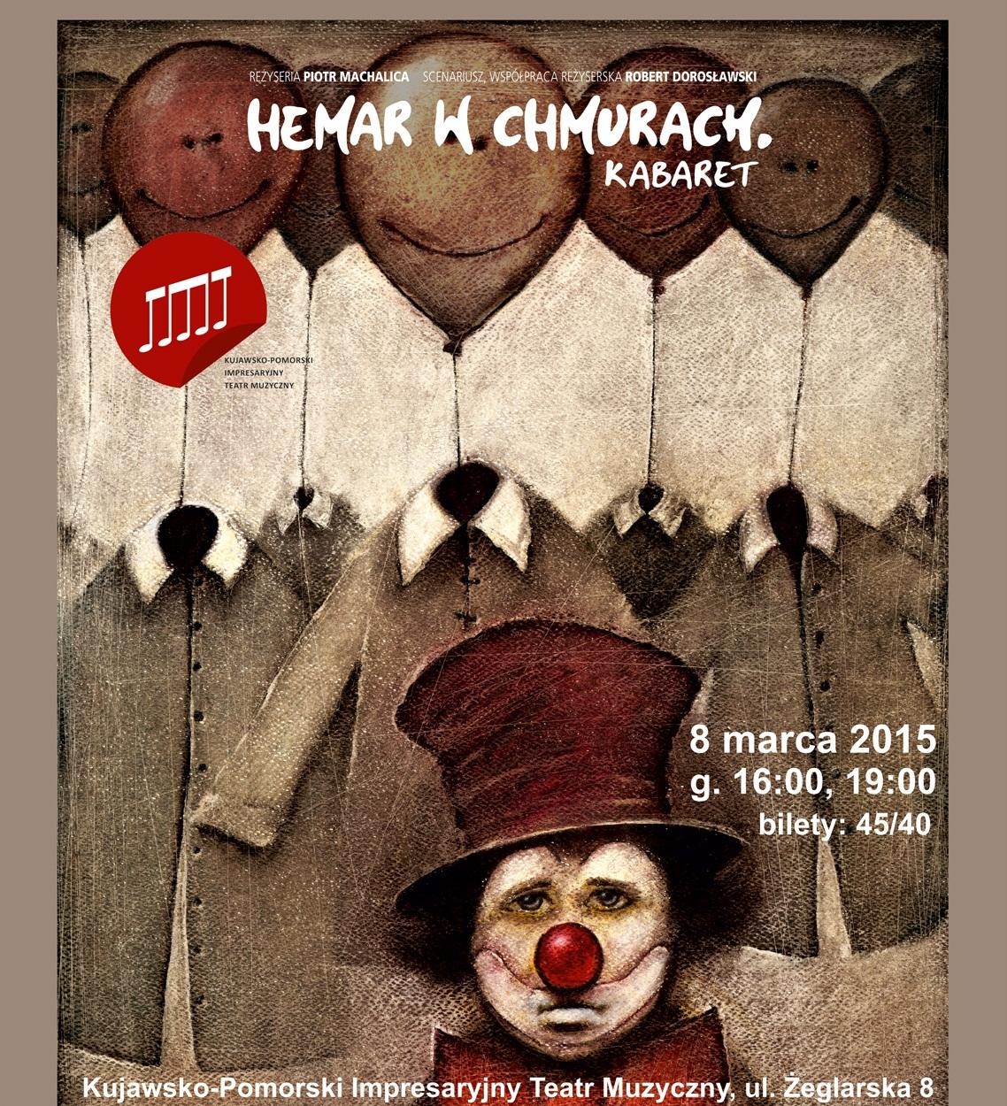 """""""Hemar w chmurach"""", reż. Piotr Machalica (źródło: materiały prasowe organizatora)"""