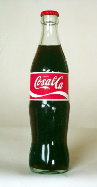 """Jerzy Kosałka """"CosalCa-Cola"""" (źródło: materiały prasowe organizatora)"""