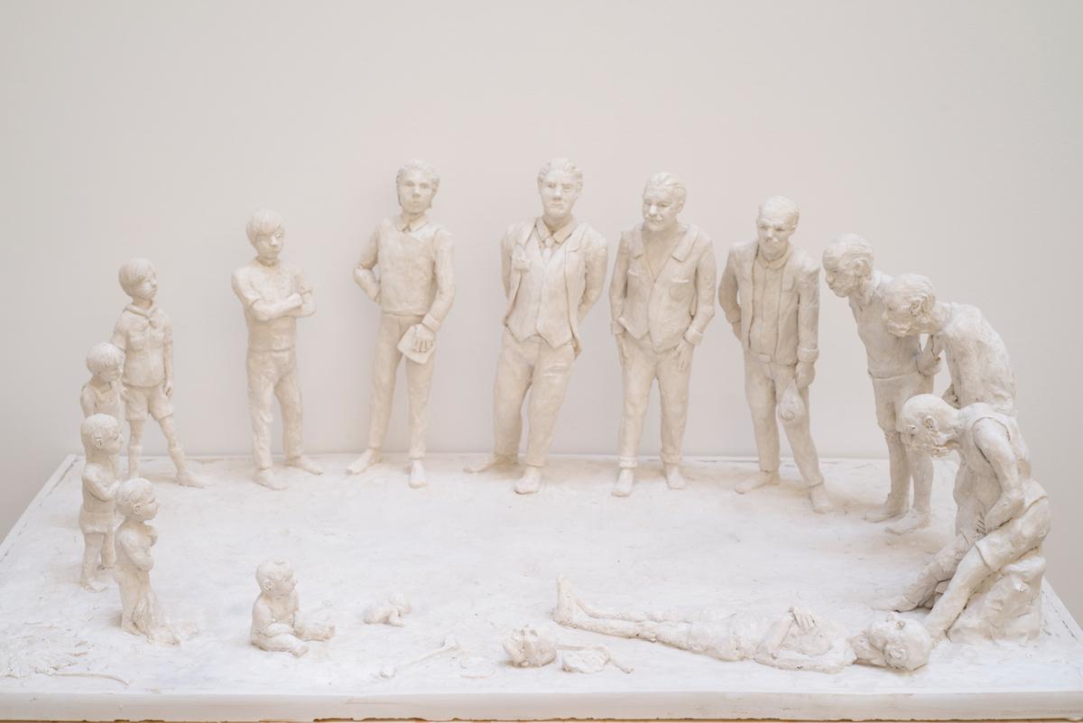 """Joanna Malinowska, """"Cykl życia"""", 2013 (źródło: materiały prasowe organizatora)"""