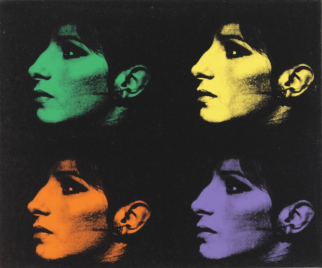 """Deborah Kass, """"4 portrety Barbry"""" (źródło: dzięki uprzejmości artystki i Paul Kasmin Gallery)"""