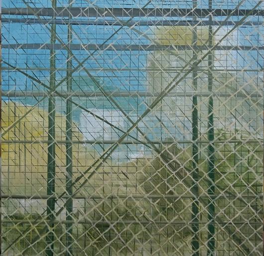 """Tomasz Kopcewicz, wystawa """"Odyseja #1. Michał Szlaga. Tomasz Kopcewicz"""" (źródło: materiały prasowe organizatora)"""