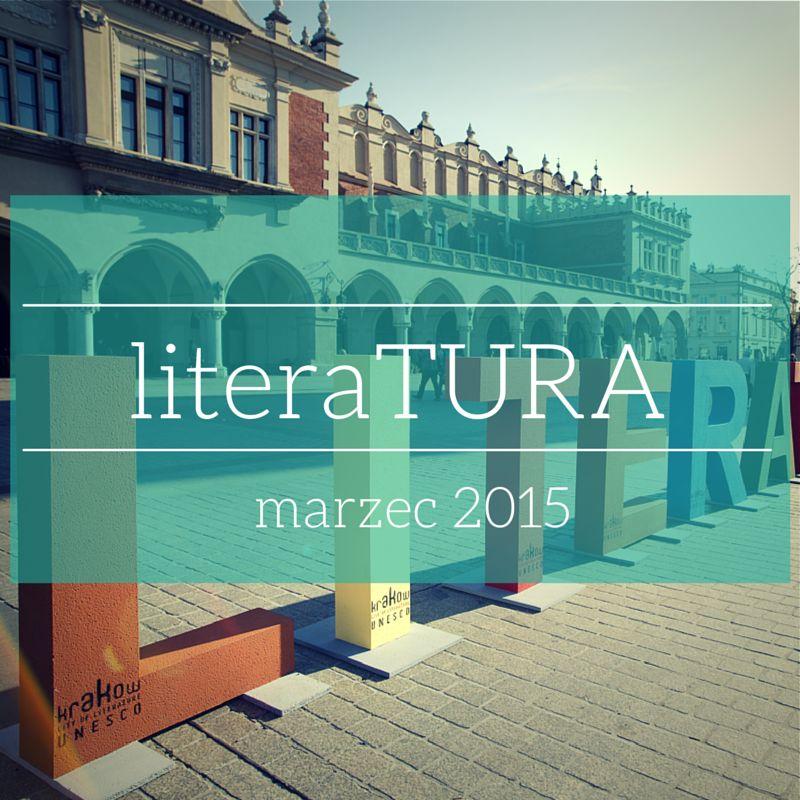 LiteraTURA – plakat (źródło: materiał prasowy organizatora)