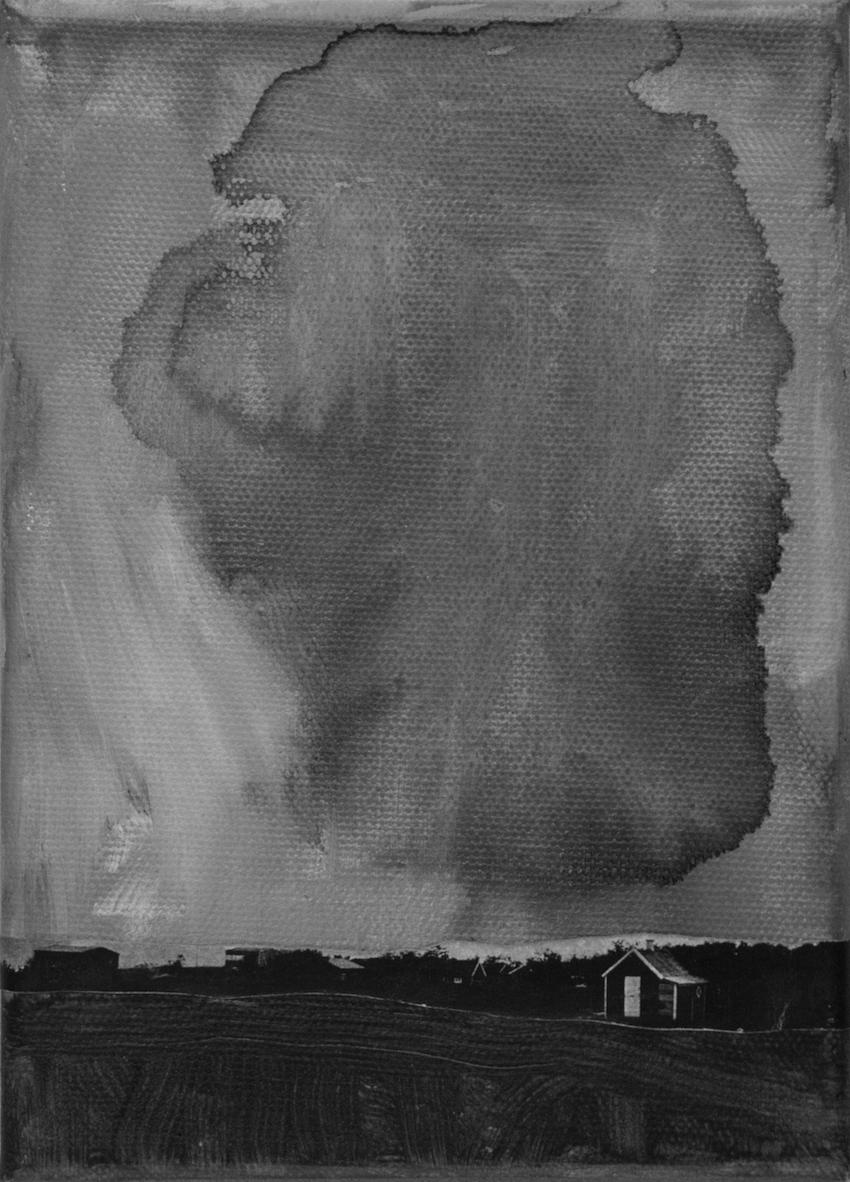 """Ludomir Franczak, wystawa """"1958"""" (źródło: materiały prasowe organizatora)"""