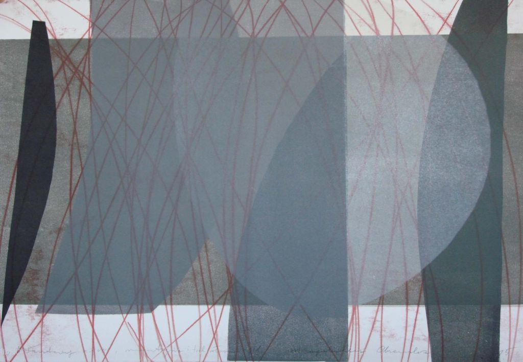 """Magdalena Olszewska """"Warstwy XXVII"""", 2015 (źródło: materiały prasowe organizatora)"""