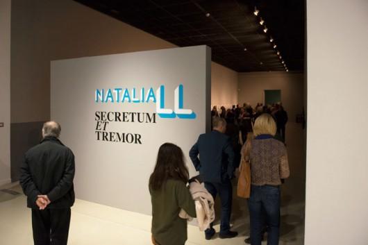 """Wystawa """"Natalia LL– Secretum Et Tremor"""" (źródło: materiały prasowe organizatora)"""