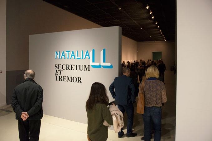 """Wystawa """"Natalia LL – Secretum Et Tremor"""" (źródło: materiały prasowe organizatora)"""