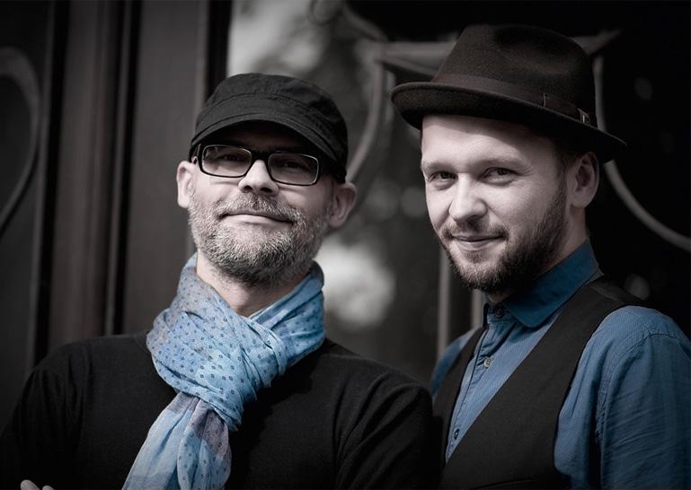 Bartłomiej Oleś & Tomasz Dąbrowski (źródło: materiały prasowe organizatora)