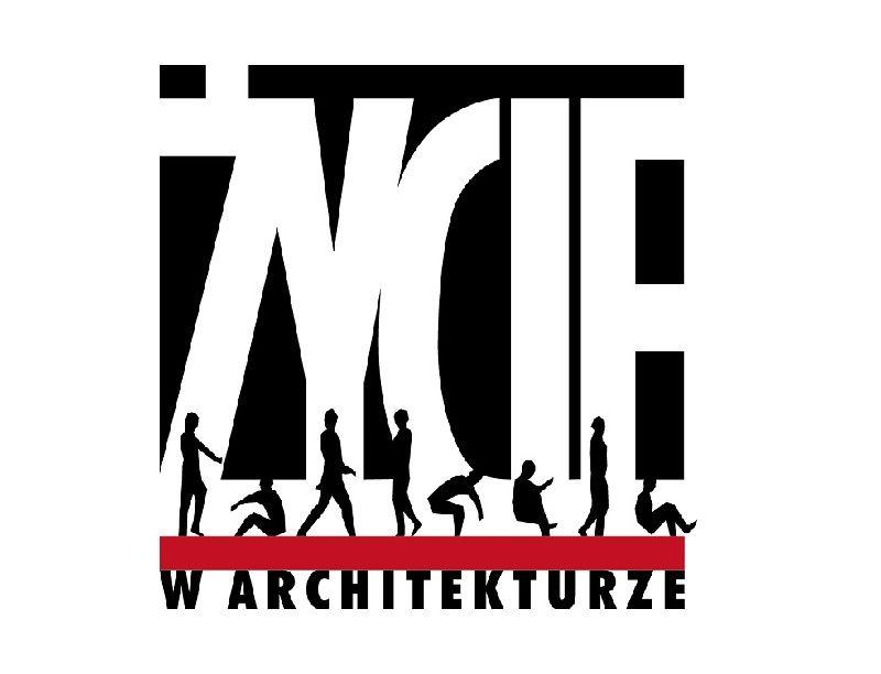 """Plakat konkursu """"Życie w architekturze"""" (źródło: materiały prasowe organizatora)"""
