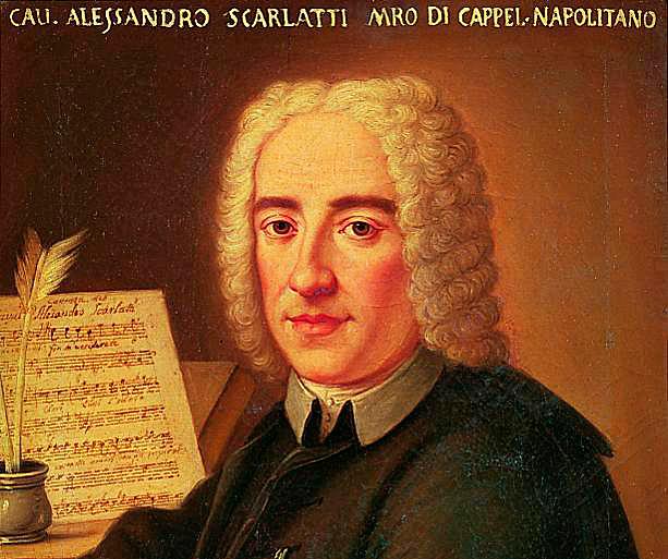 Alessandro Scarlatti – portret (źródło: materiał prasowy organiztora)