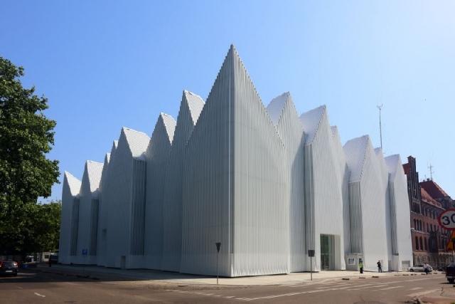 Filharmonia w Szczecinie (źródło: materiały prasowe organizatora)